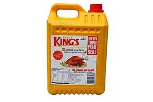 Devon King's 5 Litres Oil
