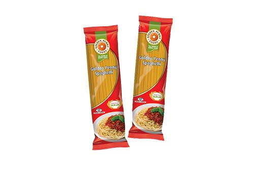 Golden Penny spaghetti - 24Hours food and groceries delivery in Lagos