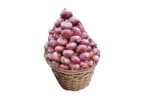 Red Onions in Lagos