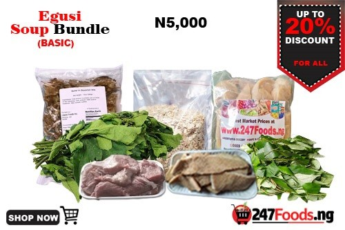 Egusi Ingredient- 24Hours delivery in Lagos