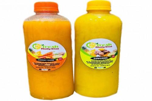 Refresh Health Drink