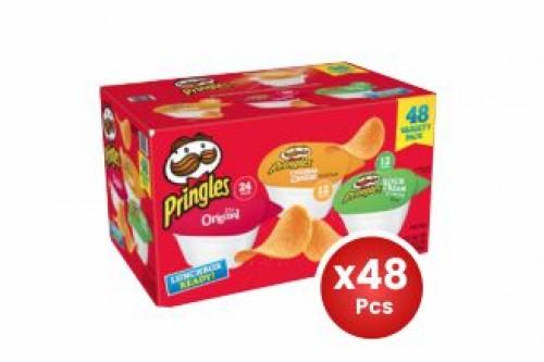 Pringles 2lb 960g X48pcs