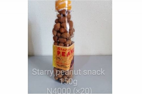 Starry Peanut Snack